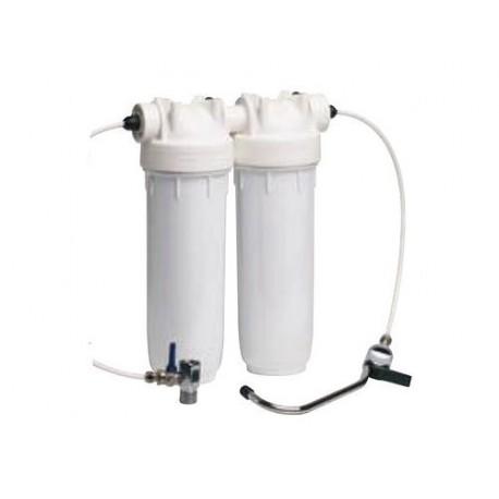 Podpultni vodni filter Bravo HF za mikrobiološko zaščito