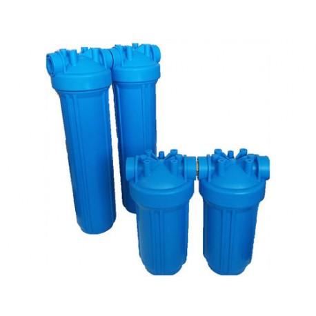 Dvojni vodni filter BIG BLUE za deževnico